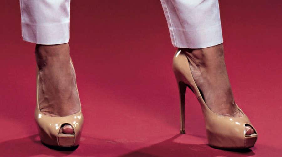 Claudia Reiterer Feet