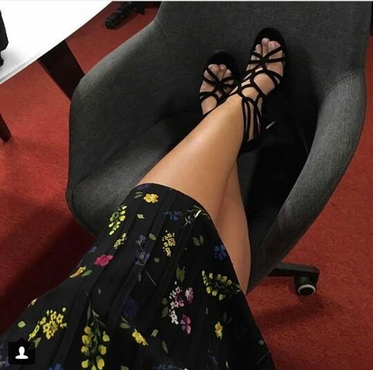 Alessandra Rampolla Feet