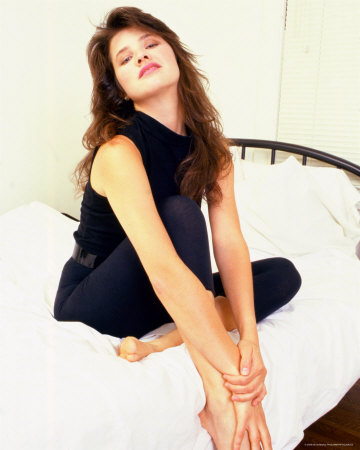 Daphne Zuniga Feet