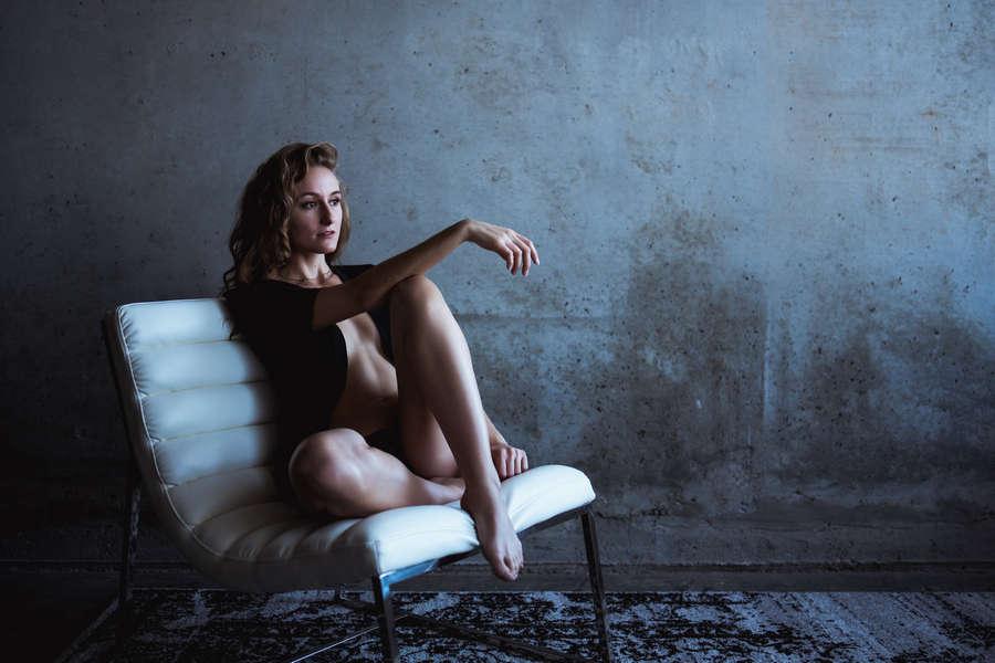 Abigail Gamache Feet
