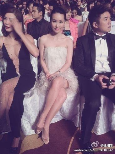 Yvonne Lim Feet