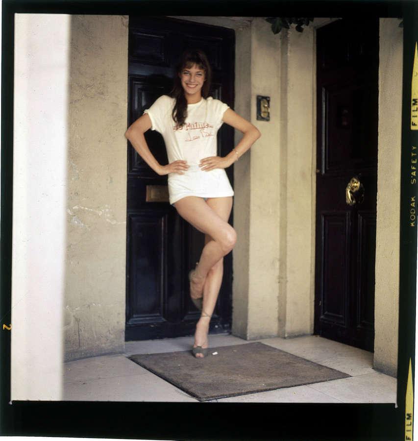 Jane Birkin Feet