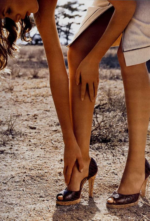 Mona Johansson Feet