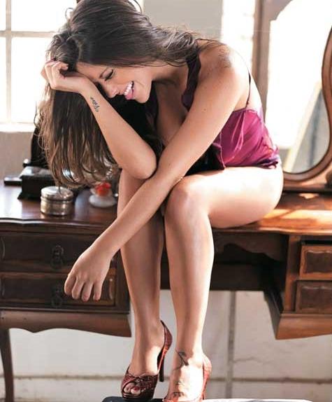 Priscilla Sol Feet