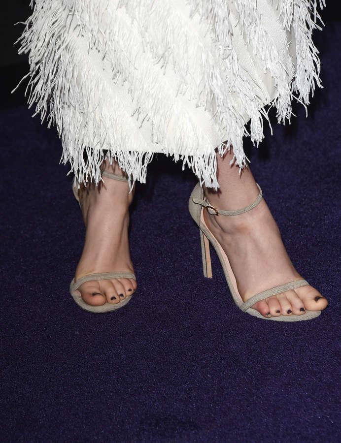 Isabelle Fuhrman Feet