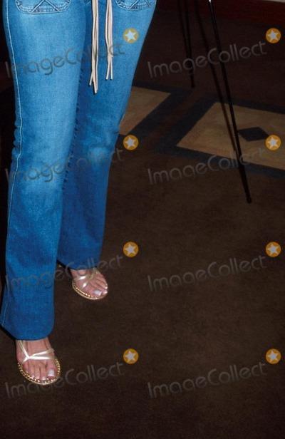 Angie Martinez Feet