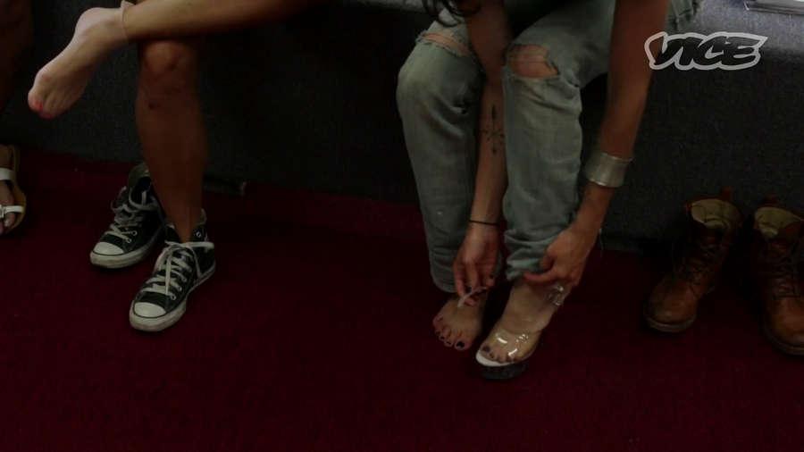 Natalia Leite Feet
