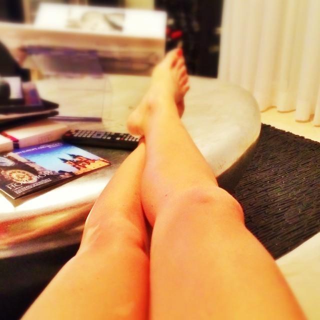 Alessandra Villegas Feet