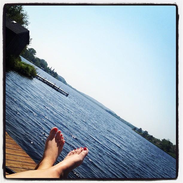 Tianna Nori Feet
