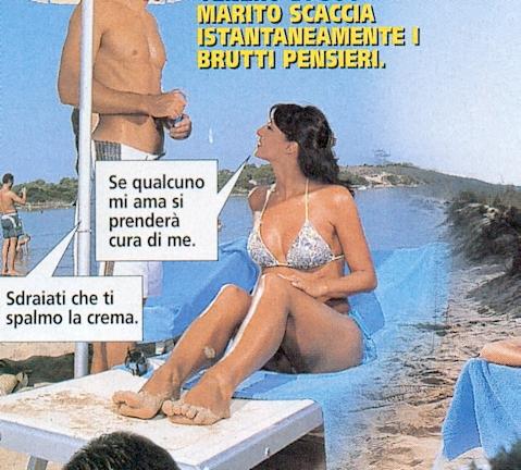 Miriana Trevisan Feet