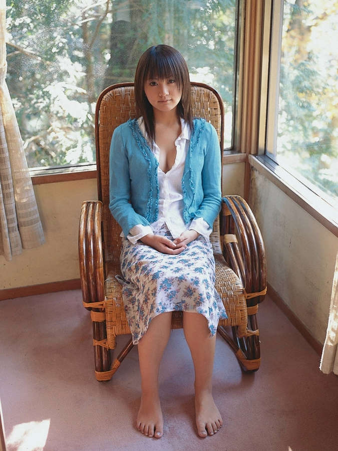 Shoko Hamada Feet