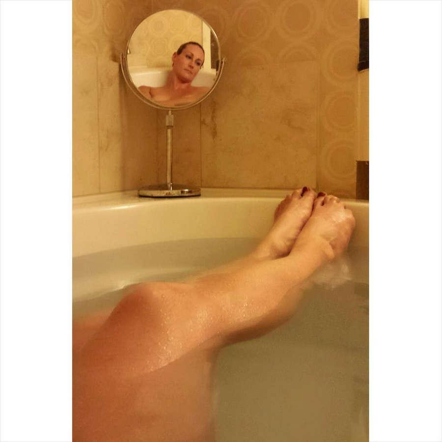 Vanessa Cater Feet