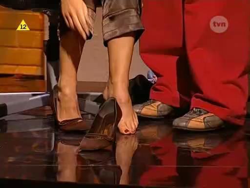 Katarzyna Cichopek Feet