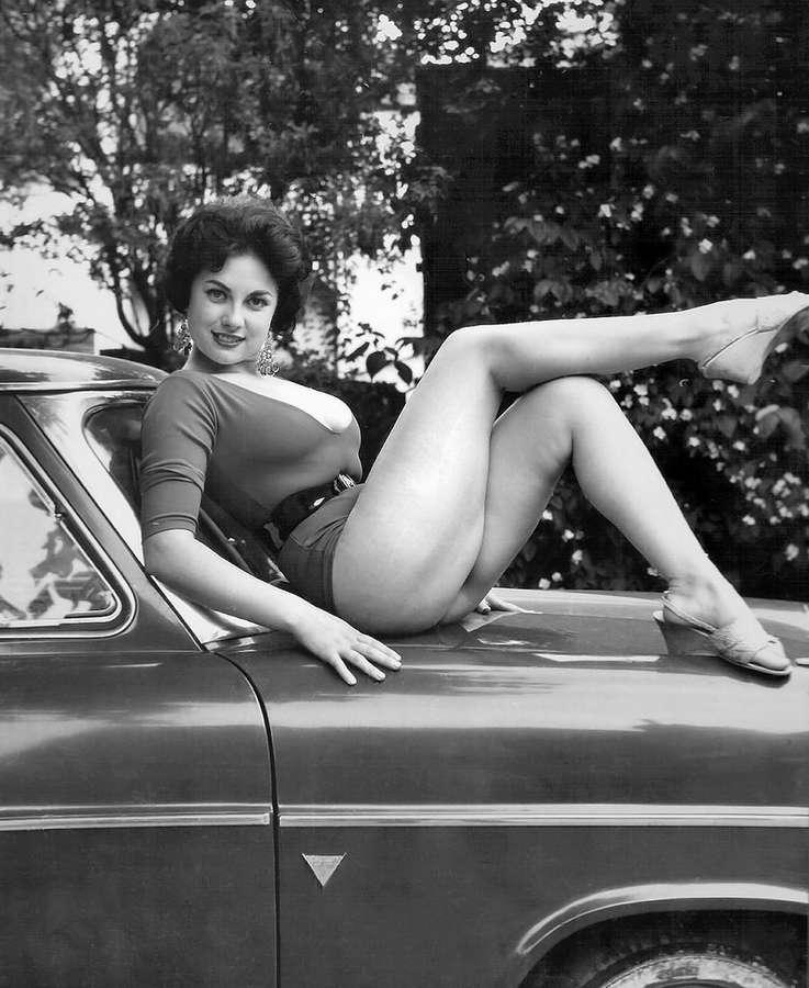 June Palmer Feet