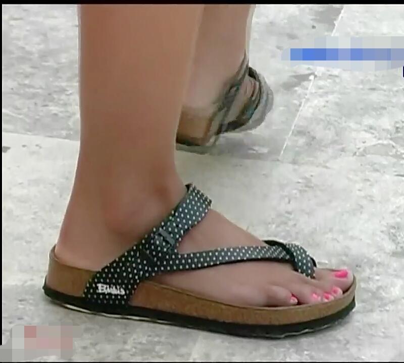 Maria Jose Castro Feet