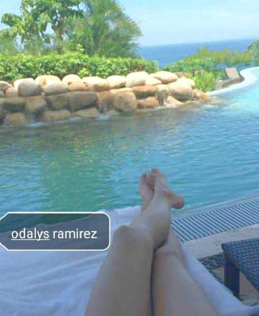 Odalys Ramirez Feet