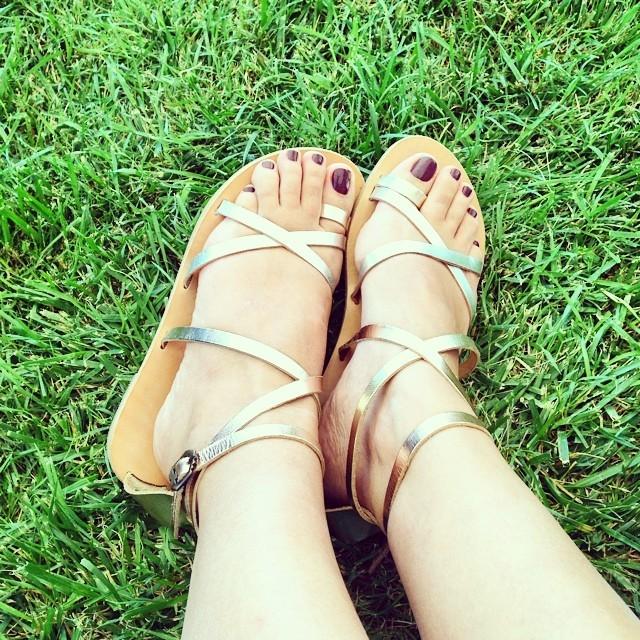 Despoina Kampouri Feet