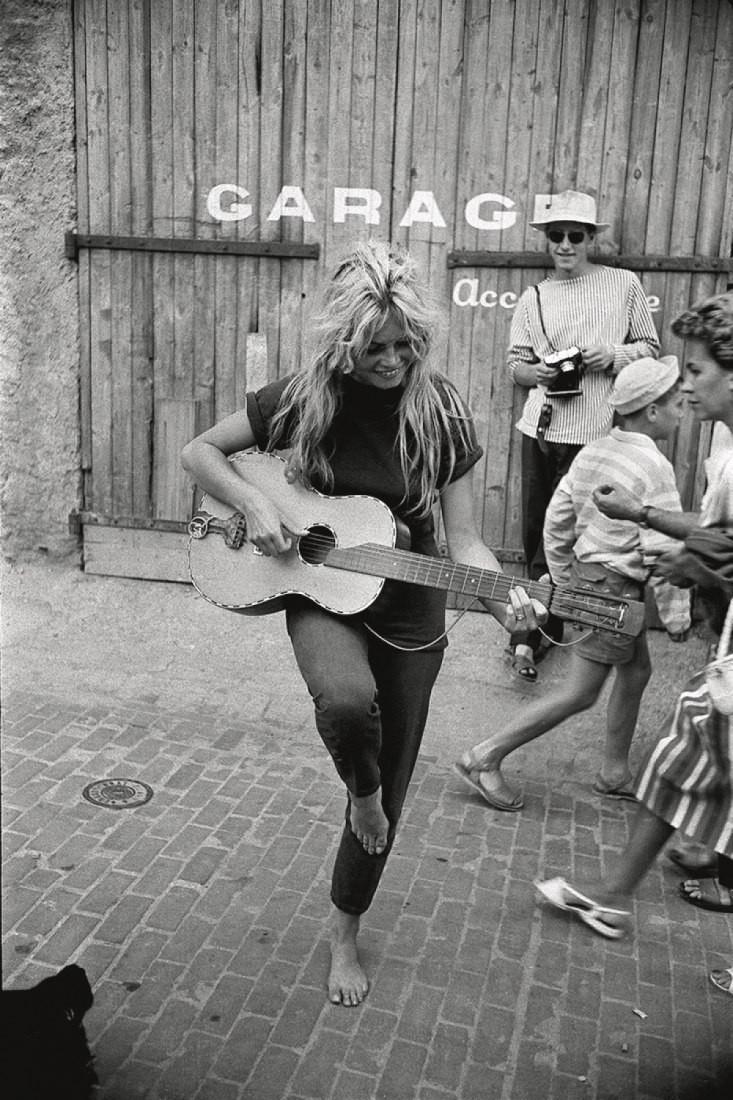 Brigitte Bardot Feet