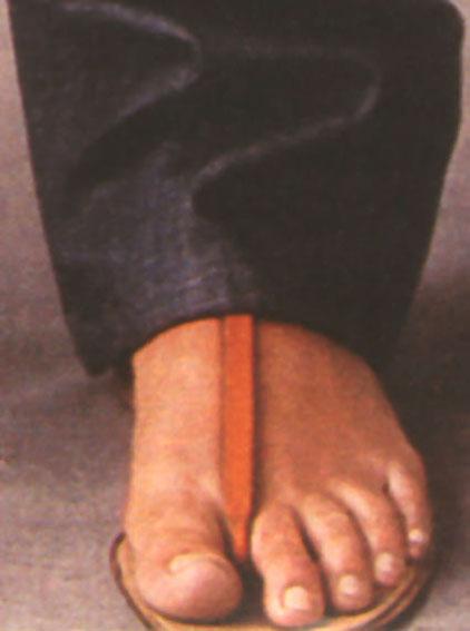 Gisele Bundchen Feet