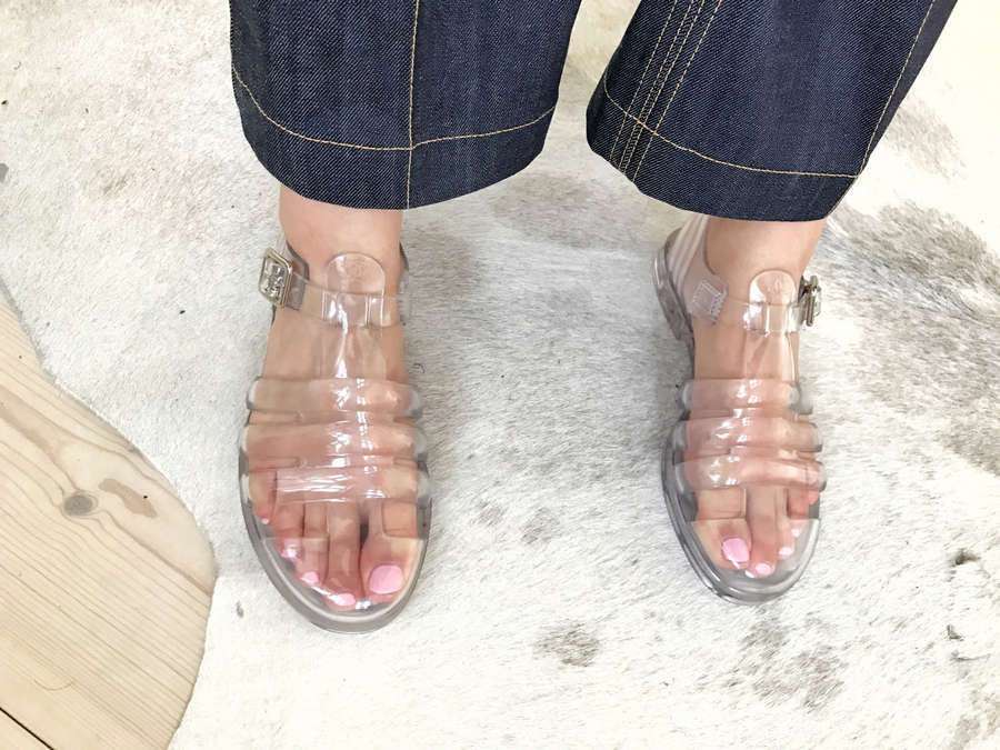 Marie Jedig Feet