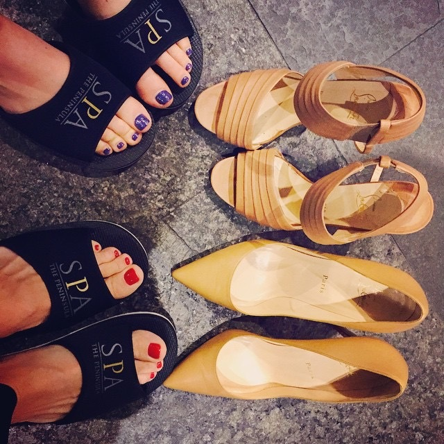 Sarah Willingham Feet