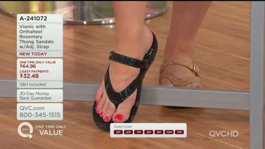 Sharon Faetsch Feet