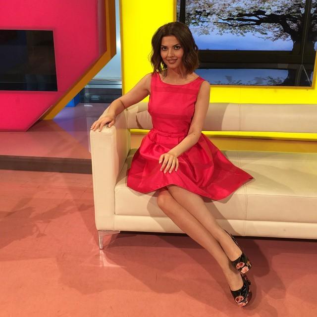 Agnesa Vuthaj Feet