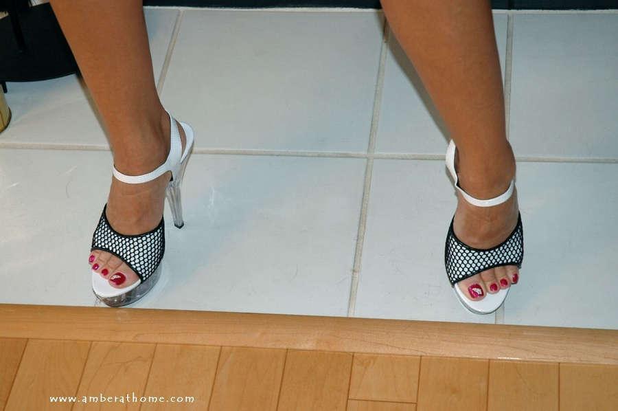 Amber Lynn Feet