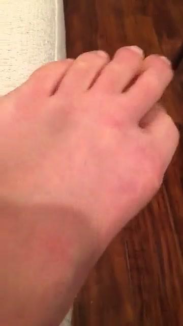 Rachel A DeMita Feet