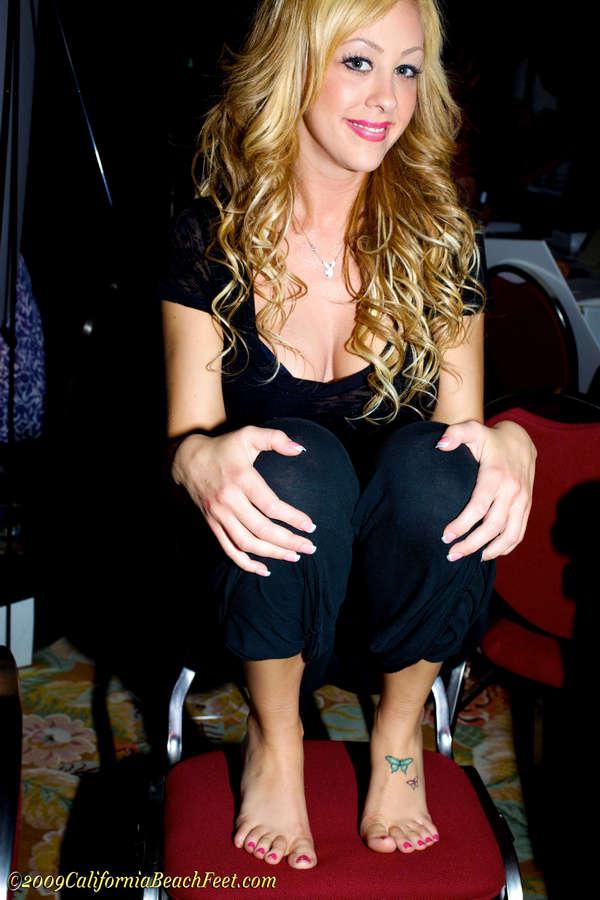 Ashlee Ricci Feet