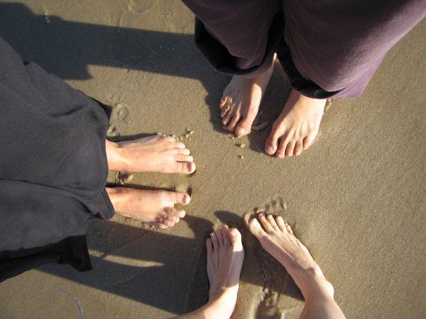 Erin Lindsay King Feet