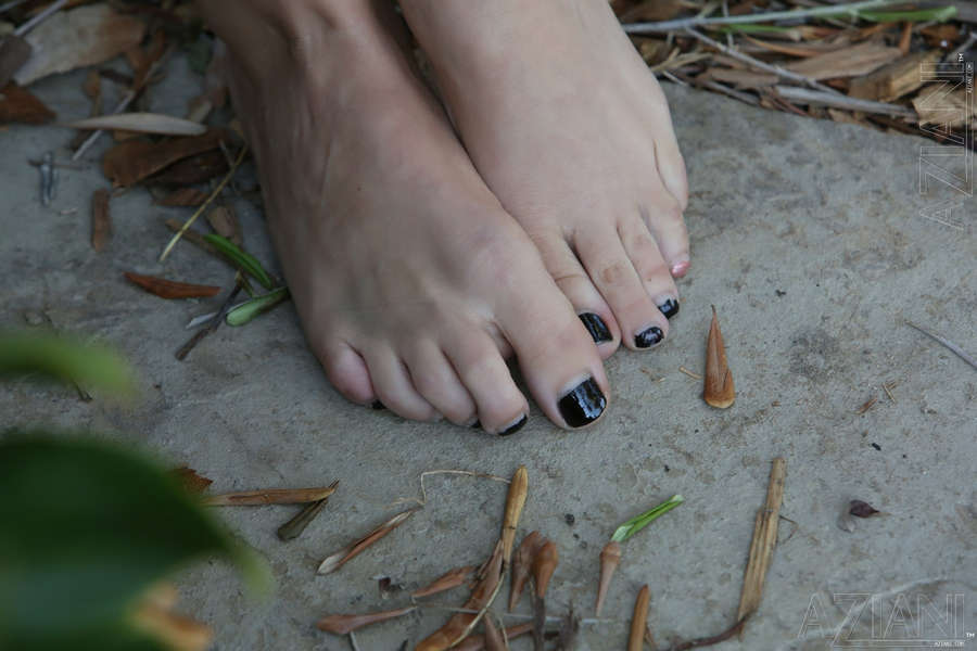 Brandy Aniston Feet