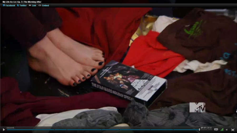 Liz Lee Feet