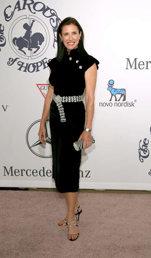 Mimi Rogers Feet