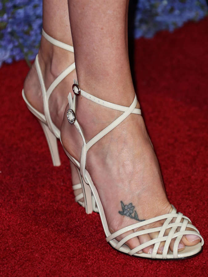 Charlize Theron Feet