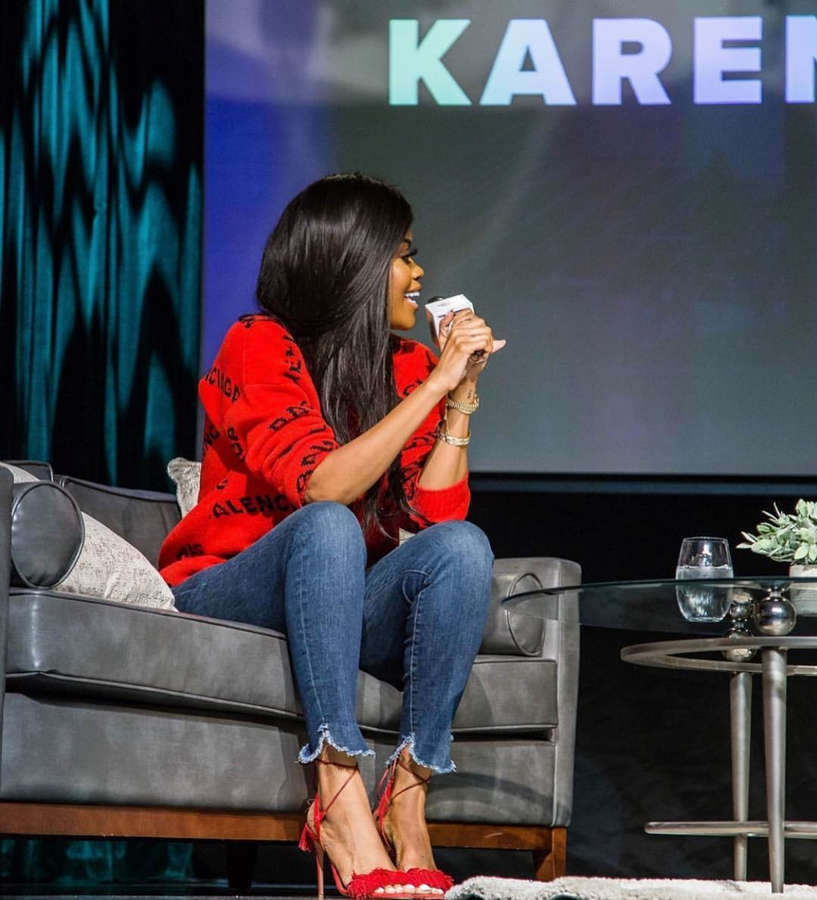 Karen Civil Feet