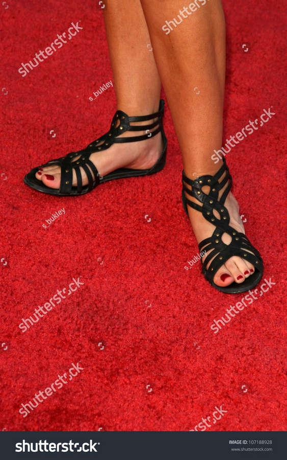 India Dupre Feet