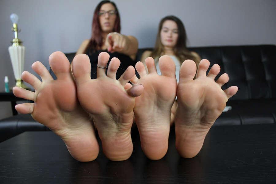 Greek Goddess Josie Feet