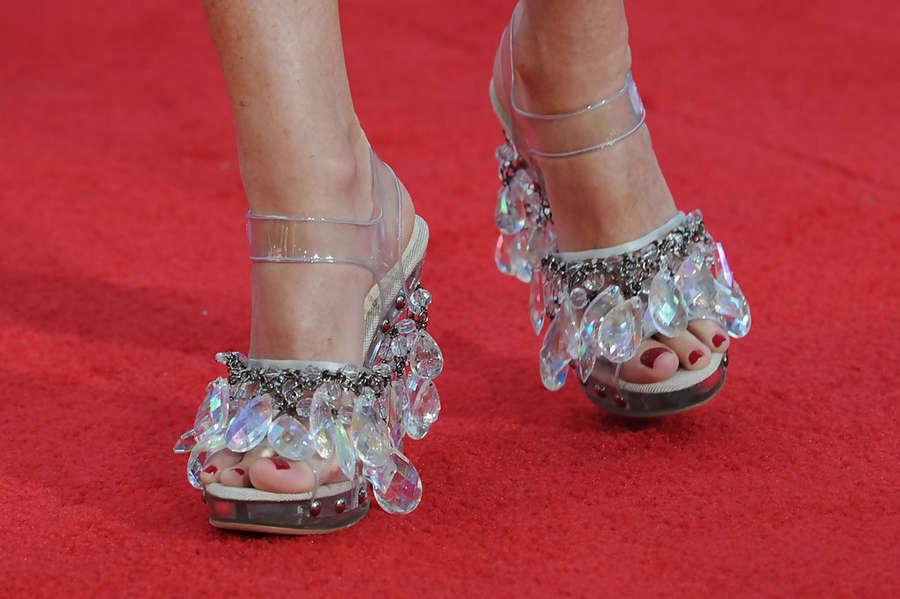 Rita Wilson Feet