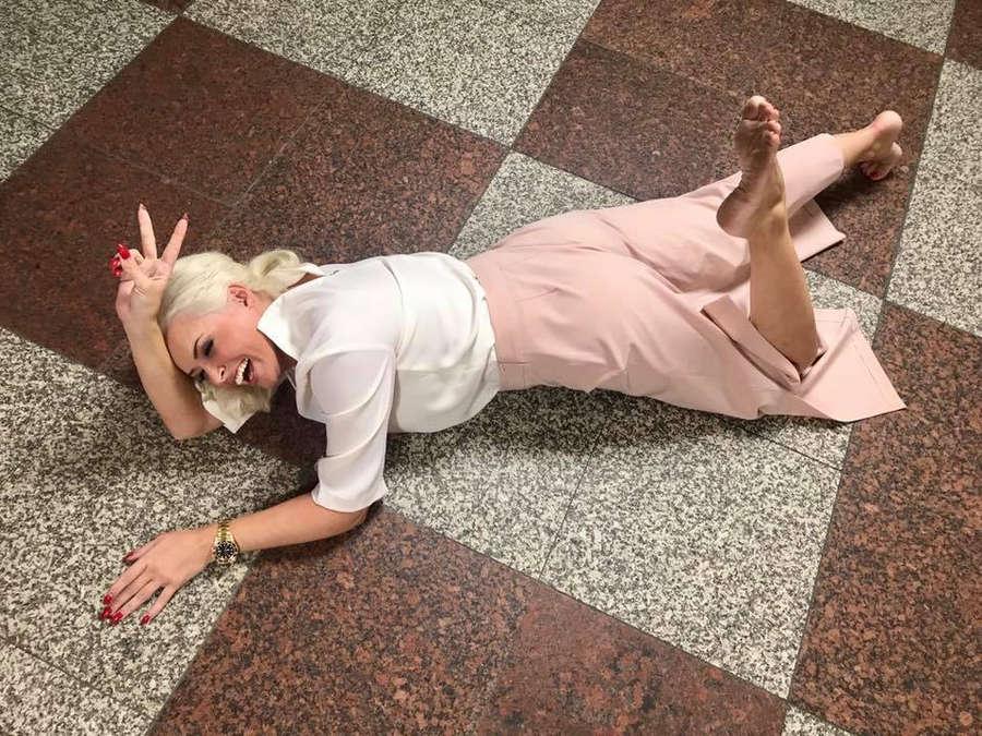 Daniela Katzenberger Feet
