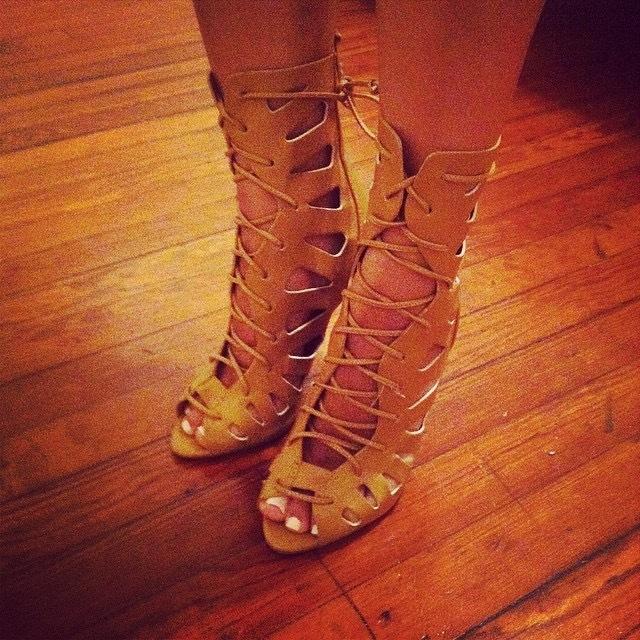 Jaimi King Feet