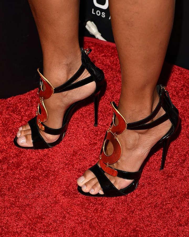 Nicole Murphy Feet