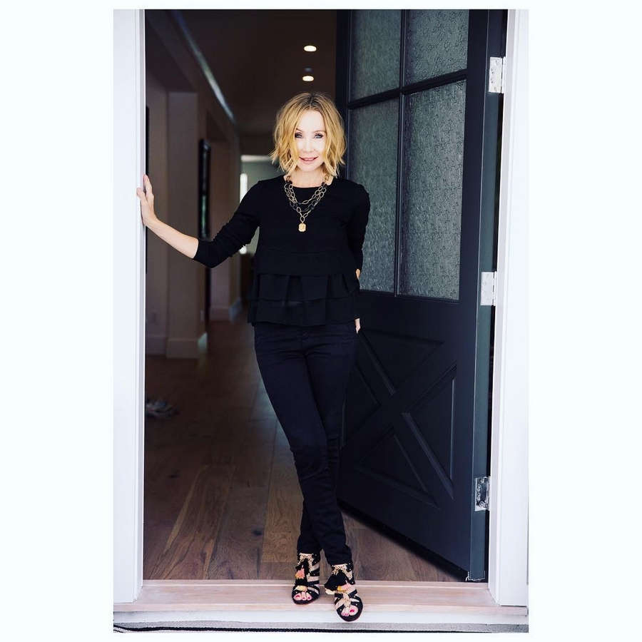 Lisa Breckenridge Feet