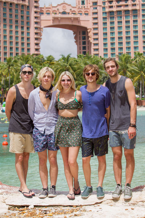Rydel Lynch Feet