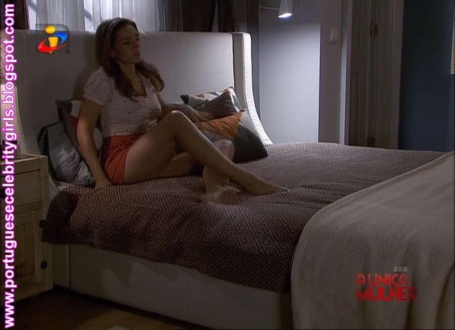 Leonor Seixas Feet