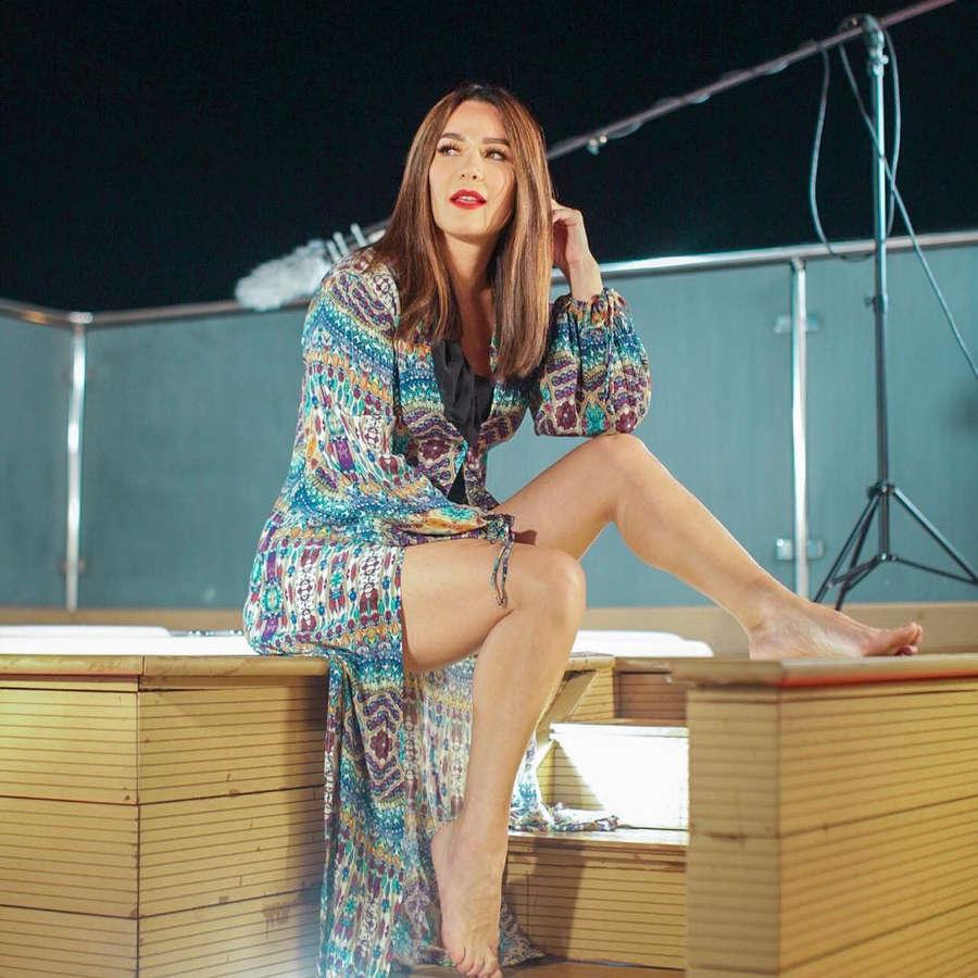 Luz Garcia Feet