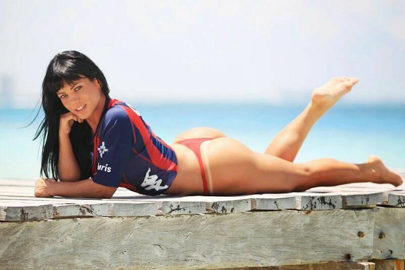 Pamela Rodriguez Feet