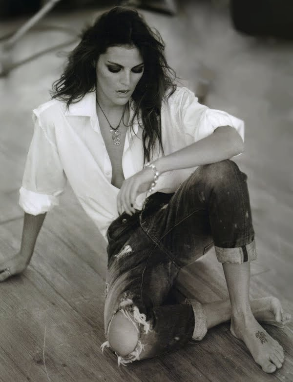 Amaia Salamanca Feet