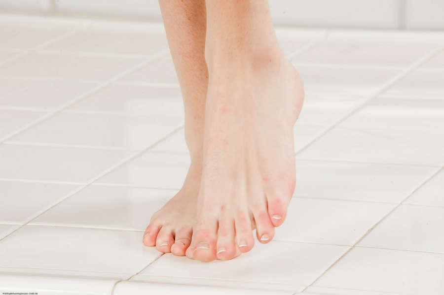 Jayden Taylor Feet