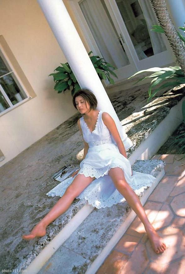 Norika Fujiwara Feet